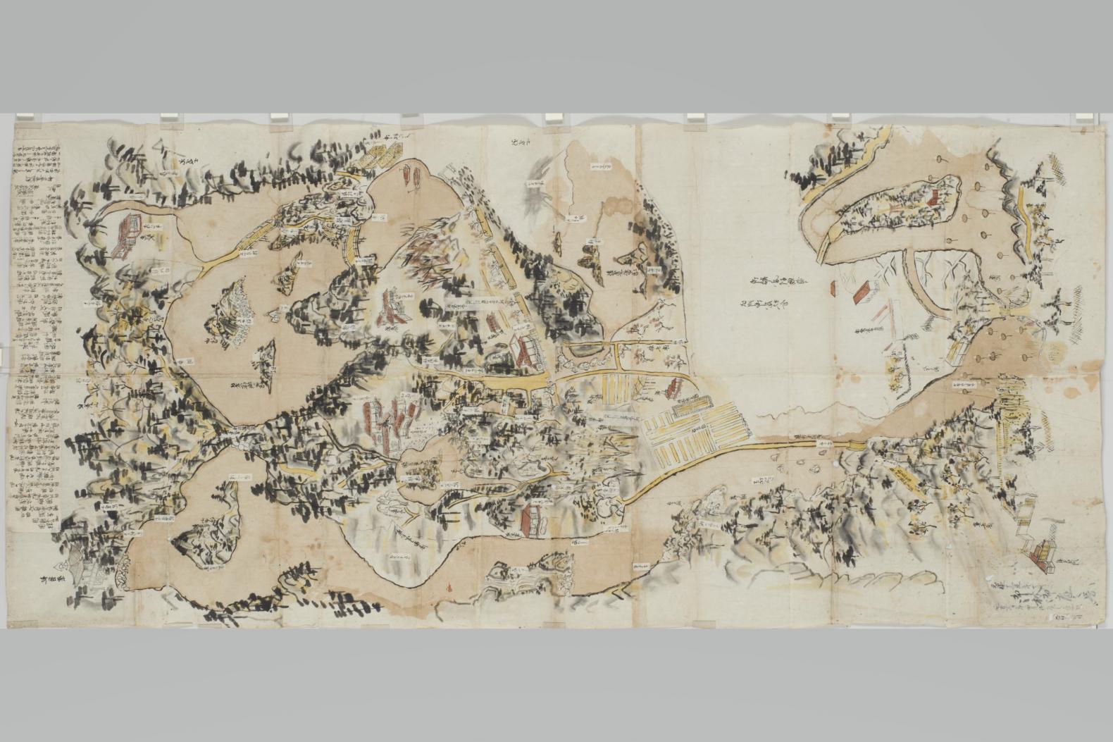 History of Ritsurin Garden-0