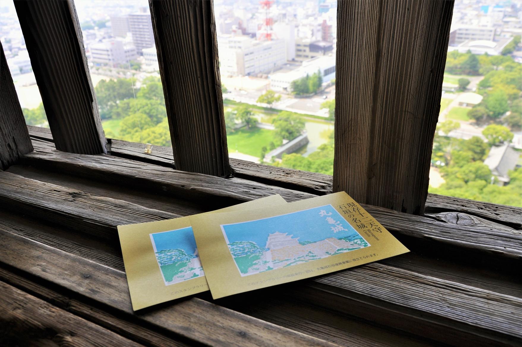 Marugame Castle-3