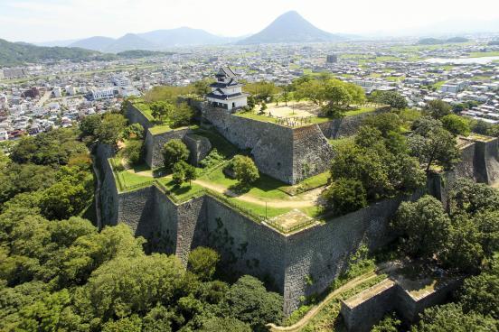 Marugame Castle-1