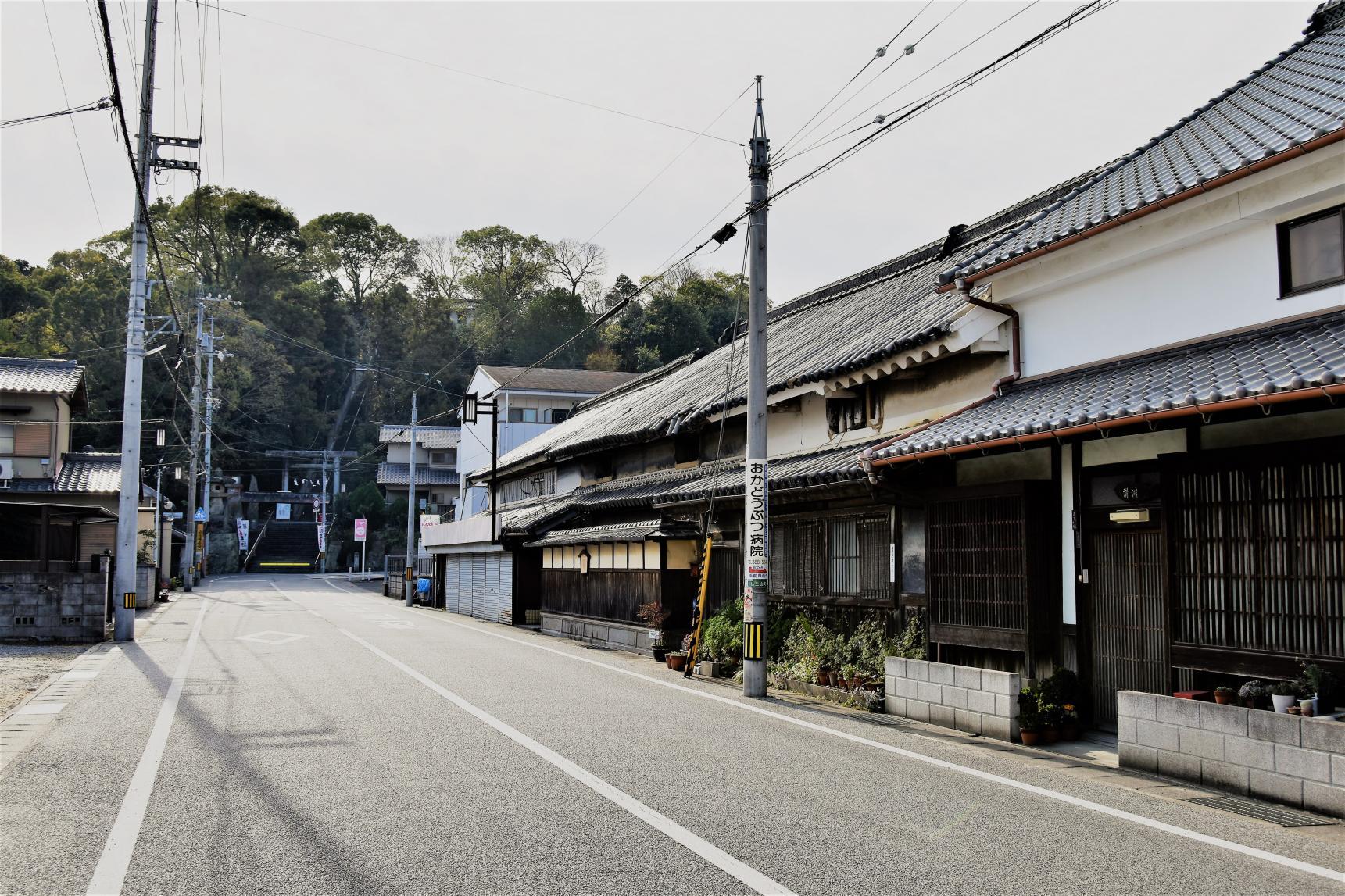 Busshozan Town-1