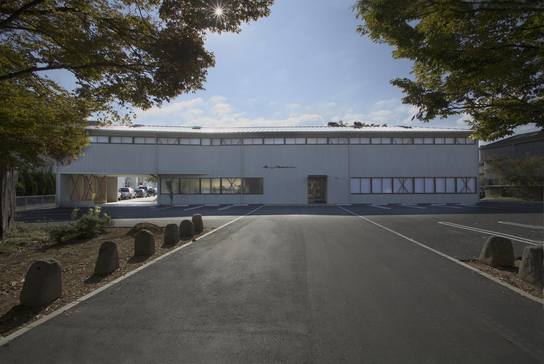 George Nakashima Memorial Gallery-1