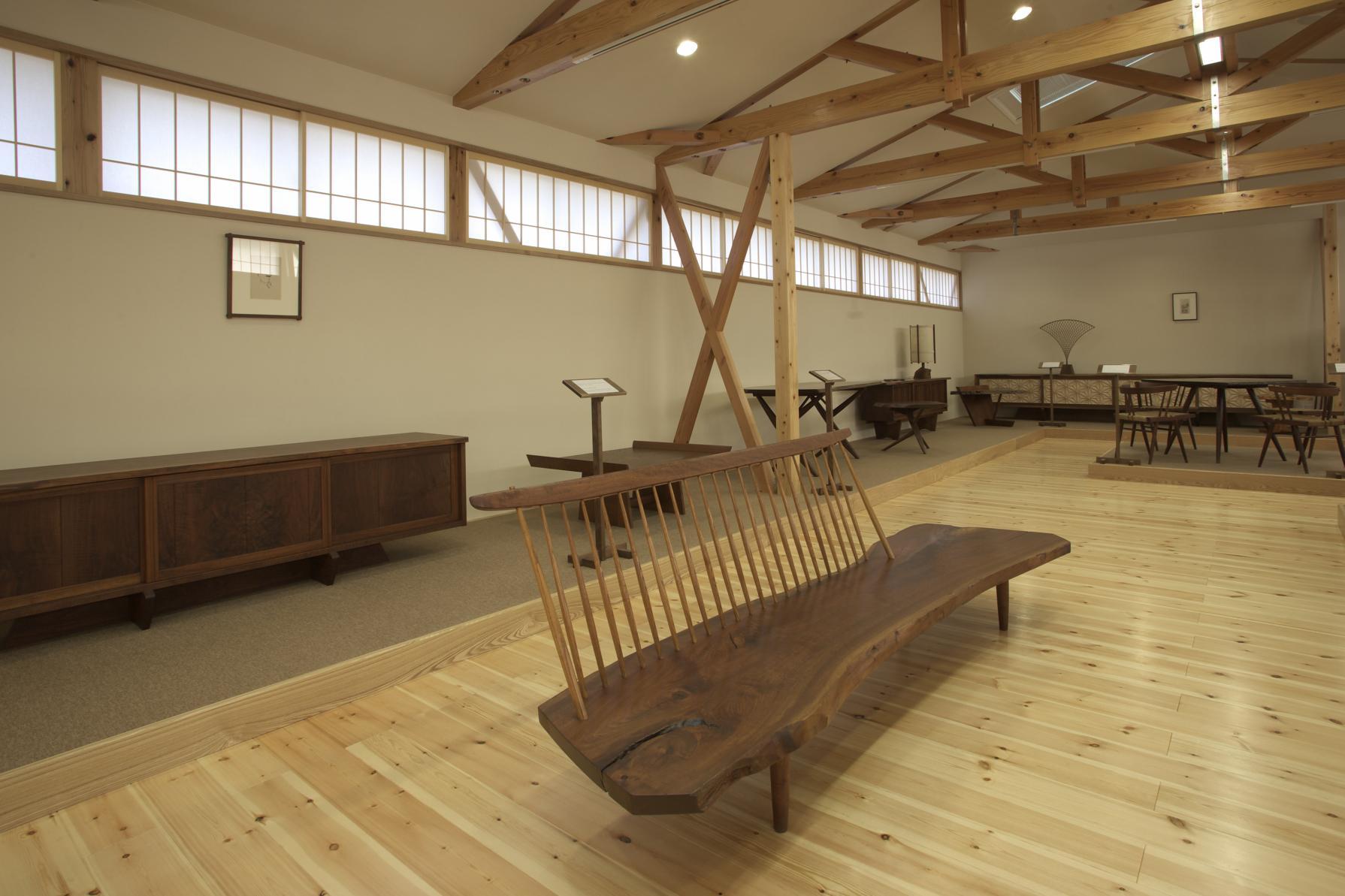 George Katsutoshi Nakashima紀念館-1
