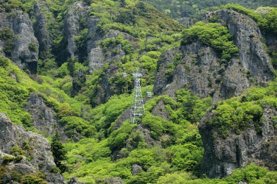 Kankakei Gorge-1