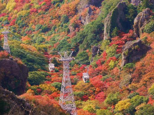 Kankakei Gorge-2