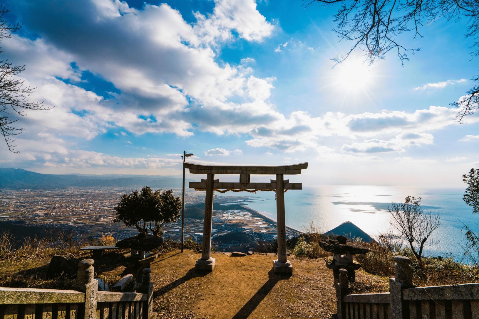 Takayajinja Shrine-1