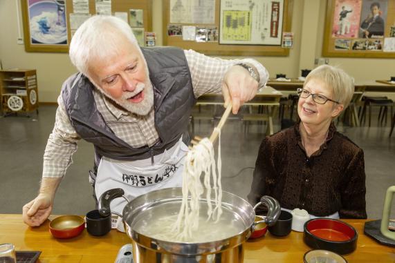 Udon Noodle Making-2