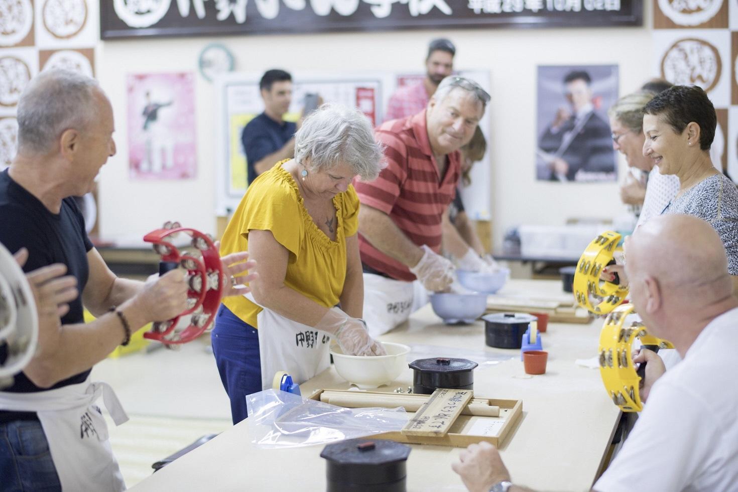 Udon Noodle Making-1