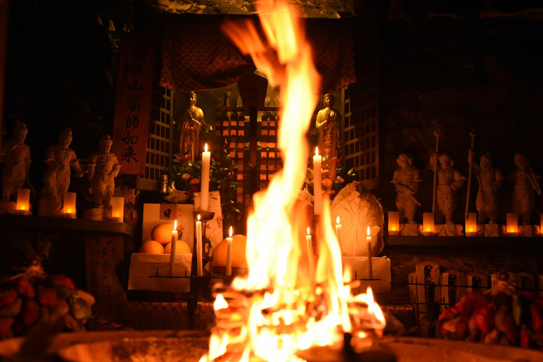 Healing Tour with Nightly Gomataki Fire Ritual in Cave (Even month)-1