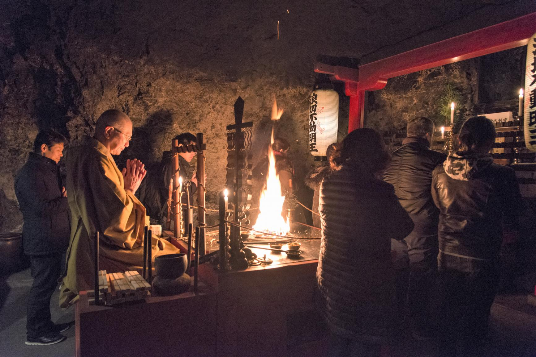 Healing Tour with Nightly Gomataki Fire Ritual in Cave (Odd month)-1