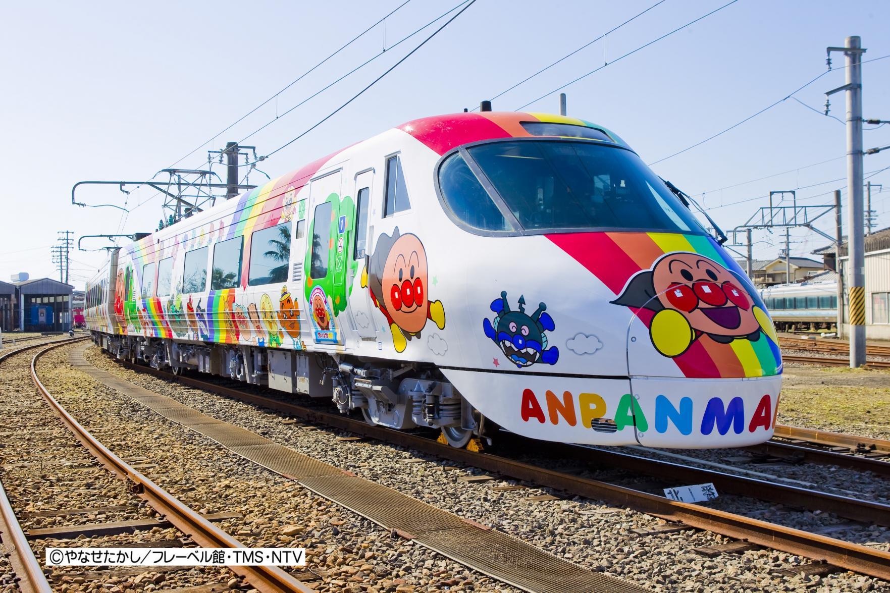 Anpanman Train-1
